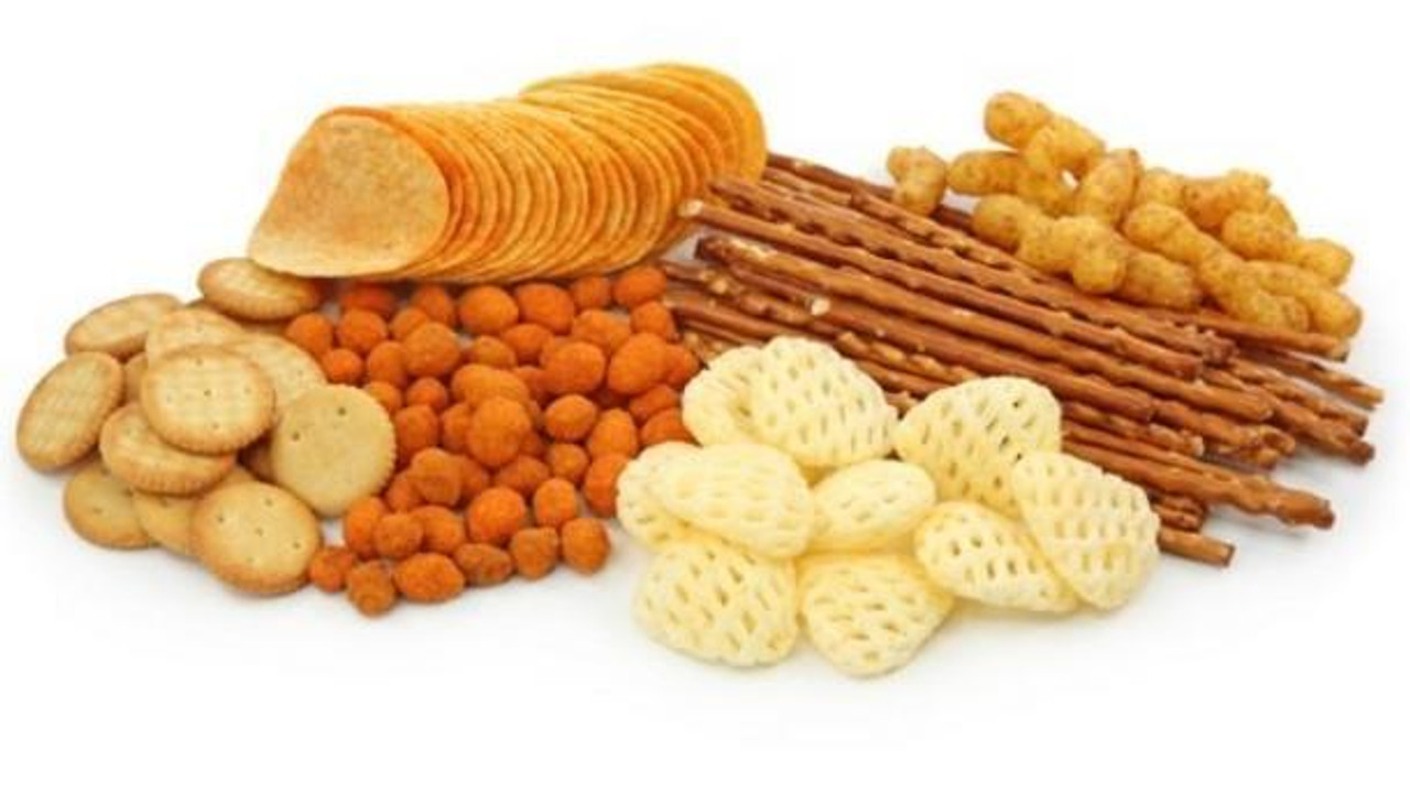 Crackers, Pretzels & Chips