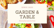 Garden & Table