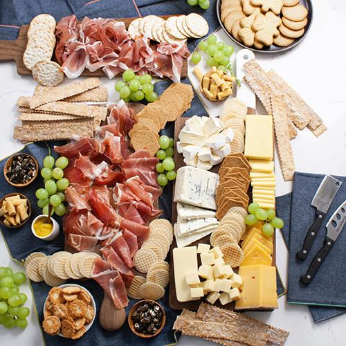 The Ultimate 2020 Party Charcuterie Assortment