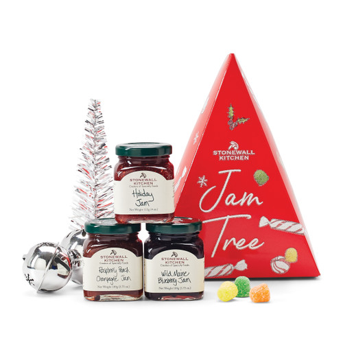 Holiday 2020 Jam Tree Gift - Stonewall Kitchen