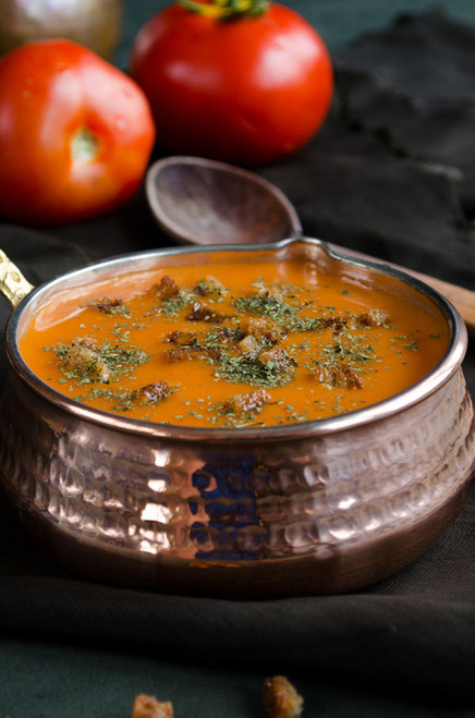 Roasted Tomato Soup - (Free Recipe below)