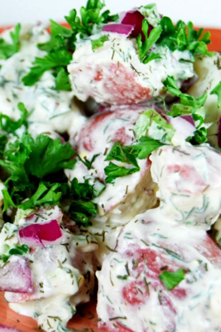 Ina Garten's Potato Salad - (Free Recipe below)