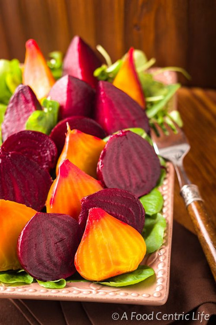 Roasted Beets - (Free Recipe below)