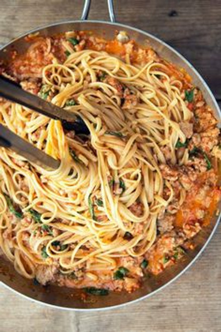 Arrabbiata Pasta Sauce - (Free Recipe below)