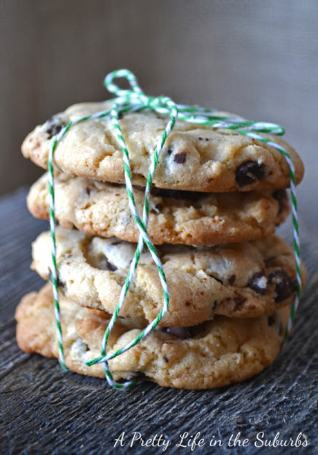 NY Times Best Chocolate Chip Cookies - (Free Recipe below)