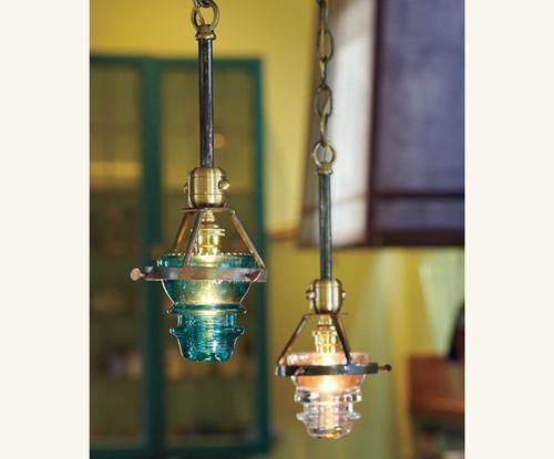 Vintage Telegraph Pendant Lights