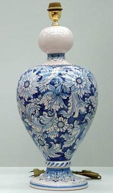 Italian Ceramic Lamp - many designs