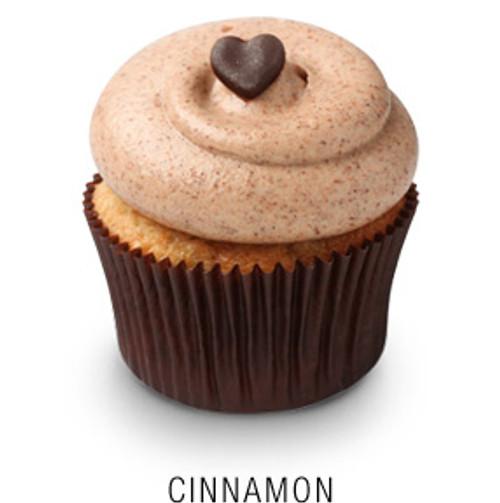 Cinnamon Cupcakes - One Dozen