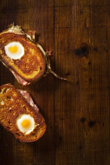 Michelin Winner Daniel Hum's Ham, Egg & Cheese Sandwich - (Free Recipe below)