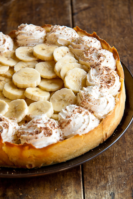 Banana Creme Pie - (Free Recipe below)