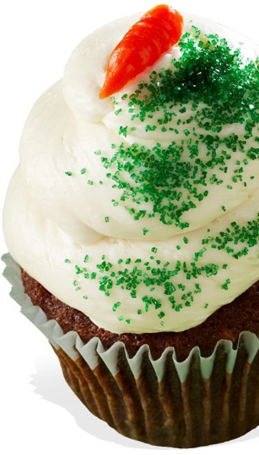 Carrot Top Cupcakes - One Dozen