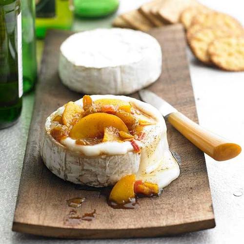 Grilled Cedar Planked Brie - (Free Recipe below)