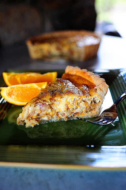 Cowboy Quiche - (Free Recipe below)
