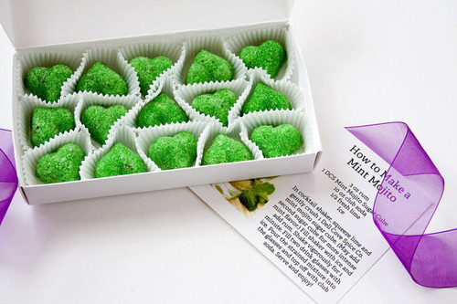 Mojito Cocktail Sugar Cubes - DIY Cocktail Kit
