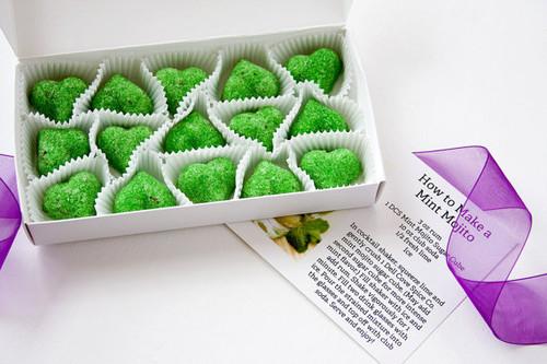 Mojito Cocktail Sugar Cubes - DIY Cocktail Kit