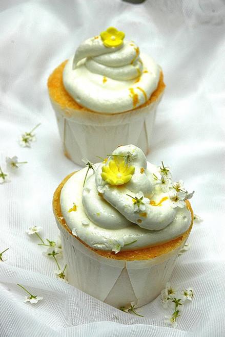 Perfecto Limoncello Cupcakes - (Free Recipe below)