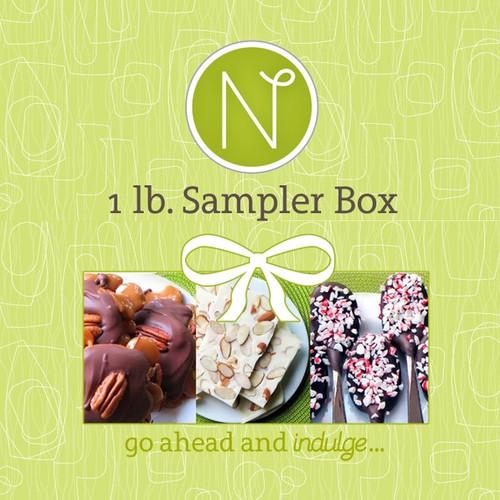 Chocolate Sampler 1 Pound Gift Box