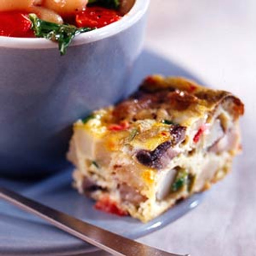 Spanish Potato Omelet Bites - (Free Recipe below)