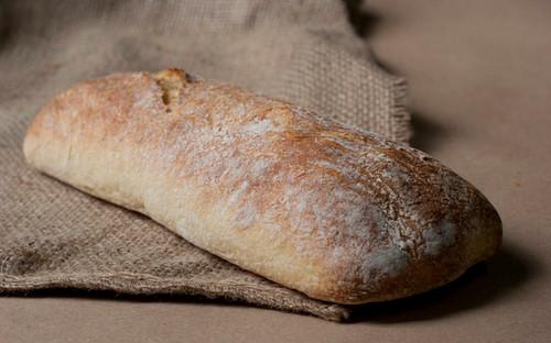 Ciabatta - One Loaf