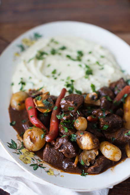 Beef Bourguignon - (Free Recipe below)