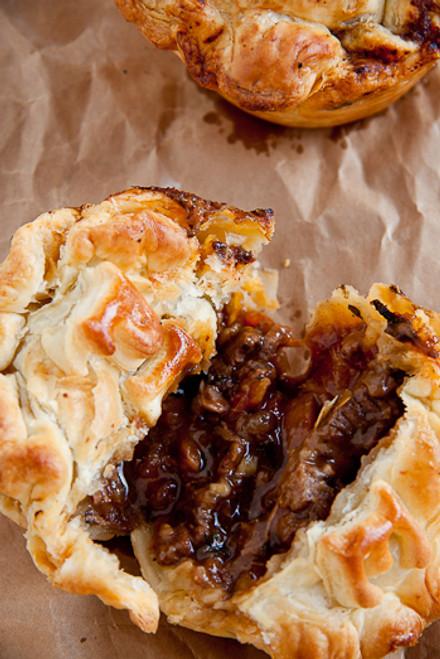 Beef Shin Pies - (Free Recipe below)