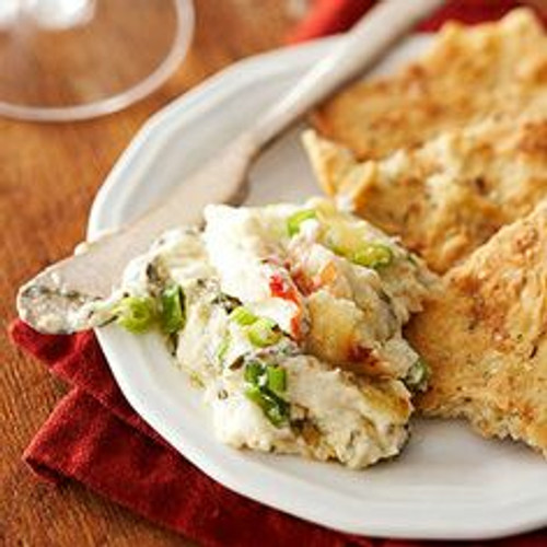 Crab and Horseradish Havarti Dip - (Free Recipe below)