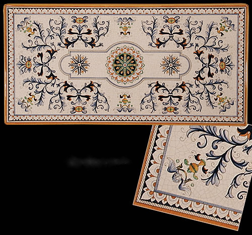 Deruta Classico - many sizes, shapes available