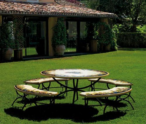 Italian Table Bench Set - custom orders available