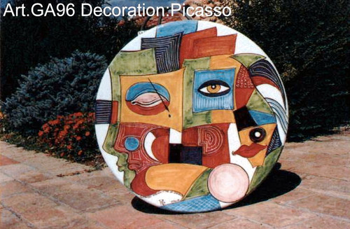 Picasso - multiple sizes, shapes available