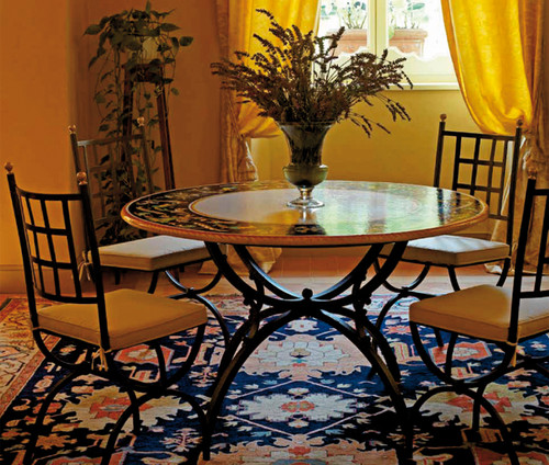 Firenze Italian Table w/ 4 Chairs - custom designs accepted