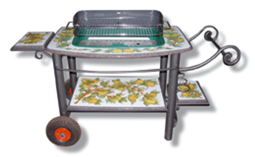Italian Ceramic Barbeque - Custom designs accepted