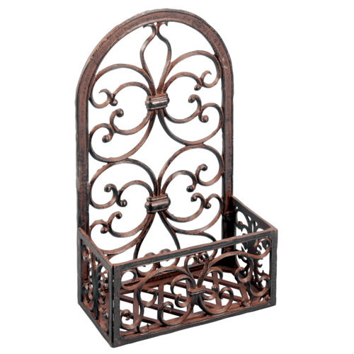 Window Frame Box Planter - Cathedral, Round or Square Shape