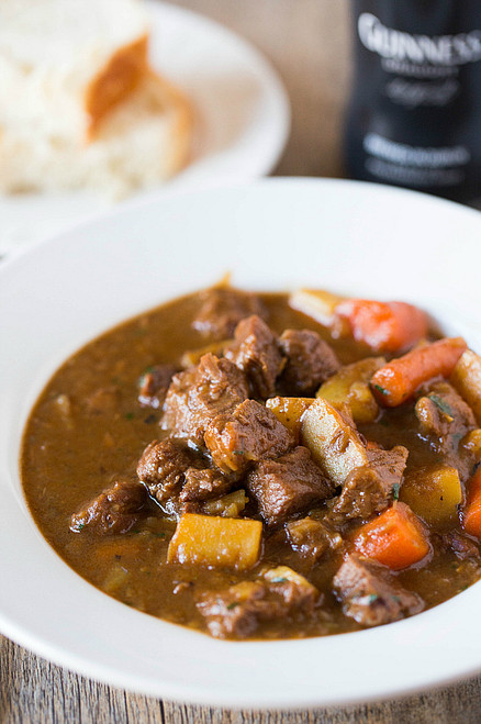Guinness Beef Stew - (Free Recipe below)