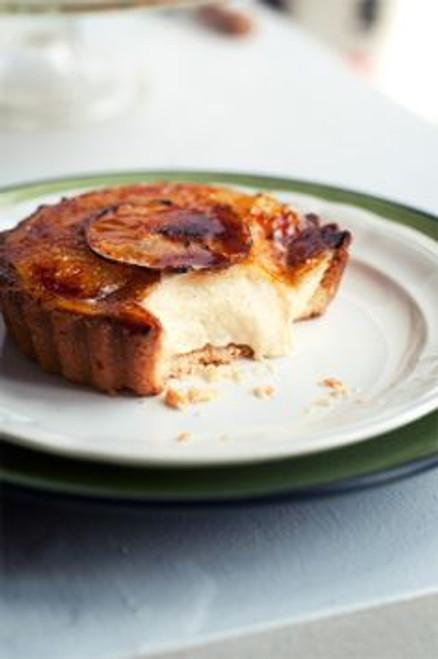 Pear Vanilla Bean Brûlée Tarts + Pear Crisp - (Free Recipe below)