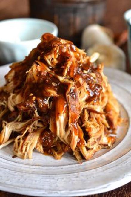 Garlic and Brown Sugar Glazed Chicken - (Free Recipe below)