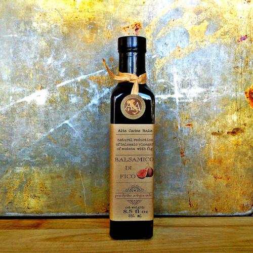 Fig Balsamic Vinegar Glaze