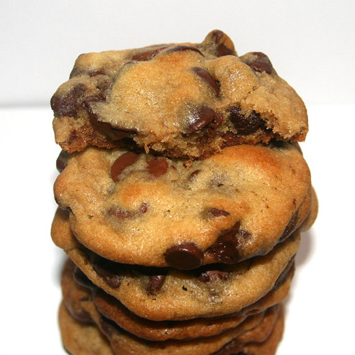 Ultimate Tripple Chocolate Chip Cookies - One Dozen