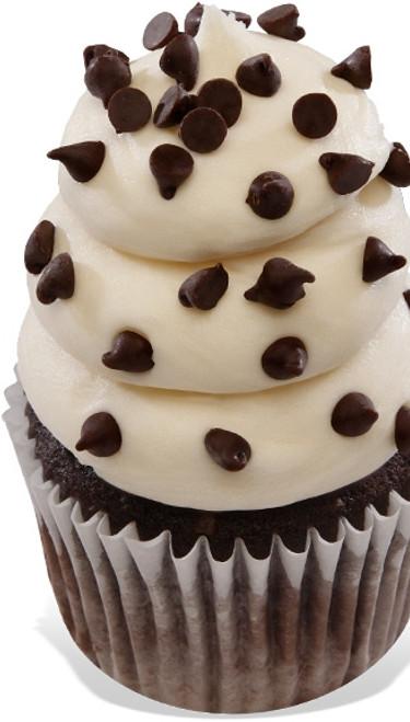 White Midnight Magic Cupcakes - One Dozen