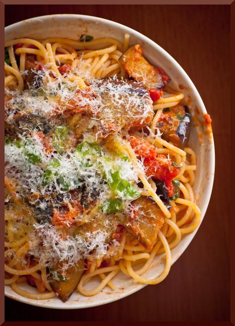 Pasta alla Norma - (Free Recipe below)