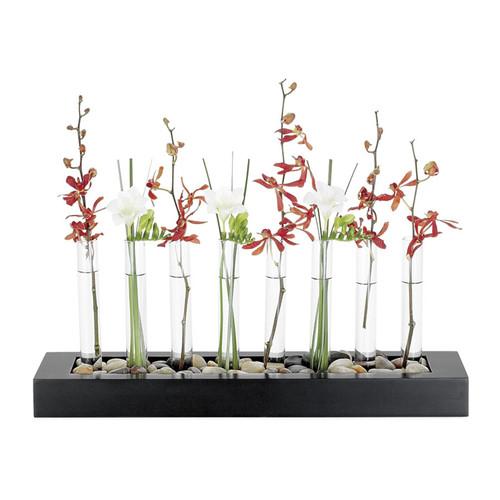 Inspiration 8-Tube Vase
