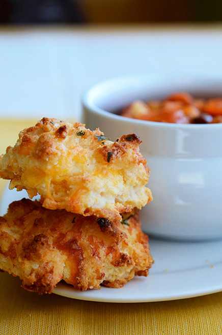 Cheddar Bay Biscuits - One Dozen w/ Free Recipe below