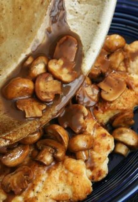 Chicken Marsala - (Free Recipe below)