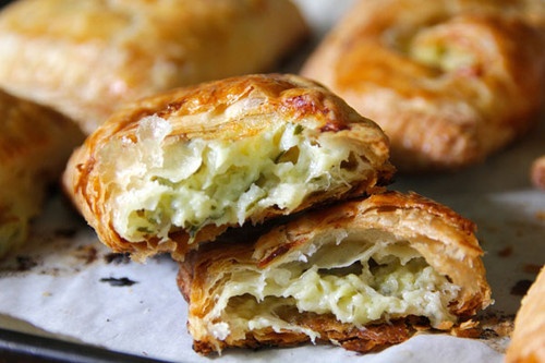 Zucchini Cheddar Hand Pies - (Free Recipe below)