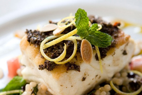 Spiced Cod - (Free Recipe below)