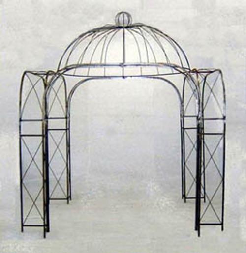 Iron Dome Gazebo - custom sizes, styles available