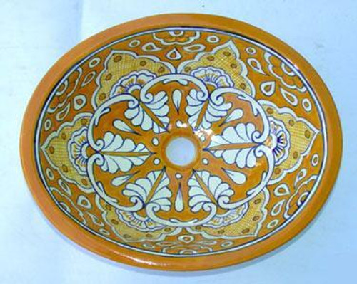 Provena Hand Painted Sink - many sizes, styles available
