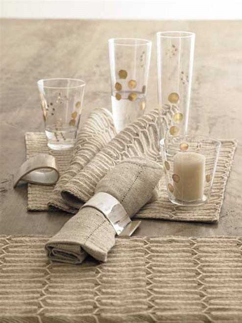 Roost Goldenberry Champagne Flutes - Set of 6