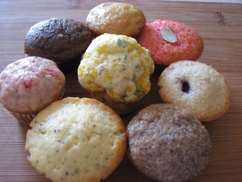 Mini Bread Sampler - 12 Different Flavors