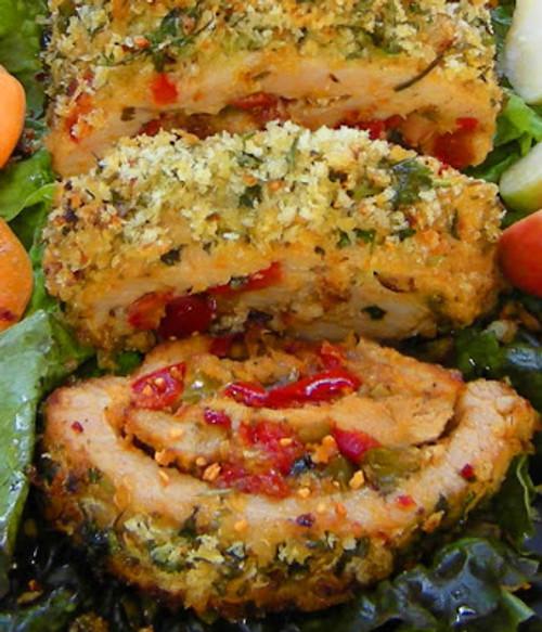 Herbed Turkey Roulade - (Free Recipe below)