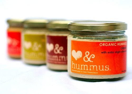 Spread the Love Hummus - 6 Delicious Flavors Available